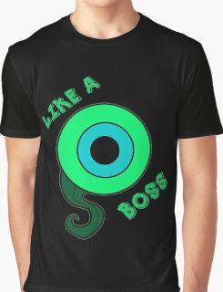 Like a Boss ! (Jacksepticeye) Graphic T-Shirt