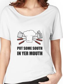 South In Yer Mouth Women's Relaxed Fit T-Shirt