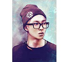 BTS Rap Monster 01 Photographic Print