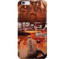 Shingeki No Kyubi SNK iPhone Case/Skin