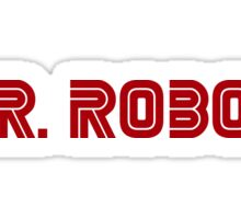 mr-robot Sticker
