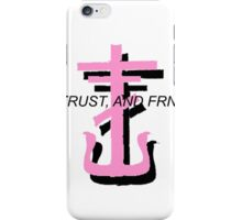 Faith Trust FIATC Edit iPhone Case/Skin