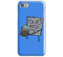 Doodlebob - Spongebob iPhone Case/Skin