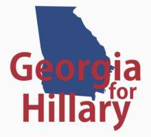 Georgia for Hillary One Piece - Short Sleeve