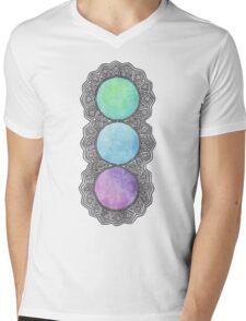 Jewel Mens V-Neck T-Shirt