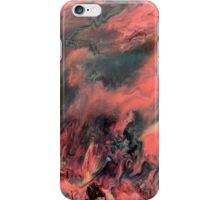 Abstract Oil Painting  iPhone Case/Skin