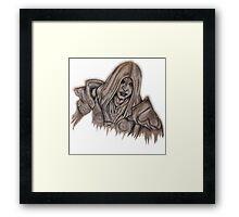 Dragon Age Inquisition- Abelas  Framed Print