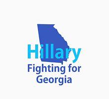 Georgia for Hillary Unisex T-Shirt