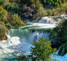 Waterfalls Sticker