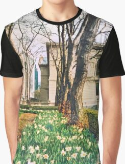 Urban Beauty Graphic T-Shirt