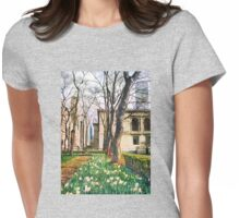 Urban Beauty Womens Fitted T-Shirt