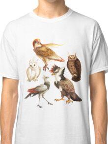 PokéBirds of Prey I Classic T-Shirt