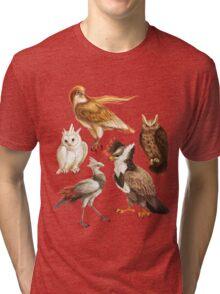 PokéBirds of Prey I Tri-blend T-Shirt