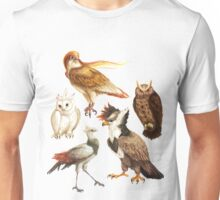 PokéBirds of Prey I Unisex T-Shirt