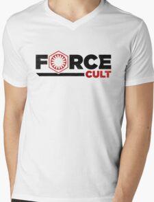 Force Cult Mens V-Neck T-Shirt