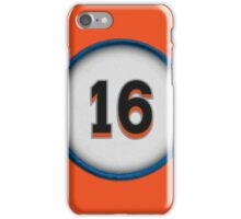 16 - Kid K (alt version) iPhone Case/Skin