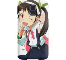 Hachikuji Mayoi  Samsung Galaxy Case/Skin