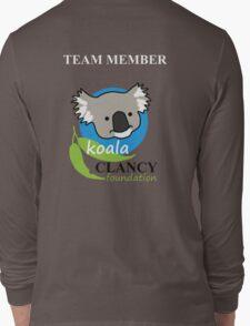 Koala Clancy Foundation Team Member Long Sleeve T-Shirt