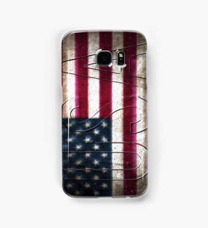 USA Samsung Galaxy Case/Skin