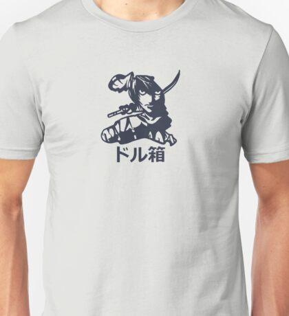 Harakiri (College Blue) Unisex T-Shirt