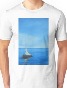 """""""Dreamboat""""  Image of an Oil Painting. T-Shirt"""