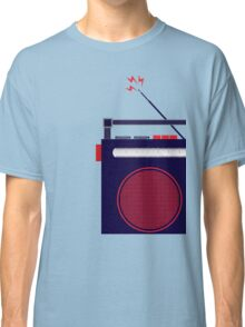 Funky Little Radio Classic T-Shirt