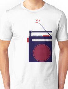 Funky Little Radio Unisex T-Shirt