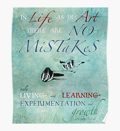 No Mistakes Poster