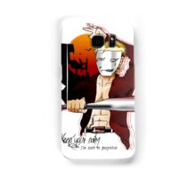Still not a psycho !  Samsung Galaxy Case/Skin