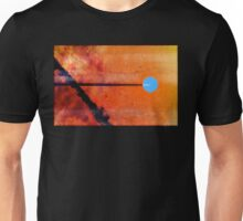 Goodbye Blue Sky by Jay Taylor Unisex T-Shirt