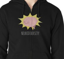 Neurodiversity! Zipped Hoodie