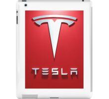 Tesla Red 1 iPad Case/Skin