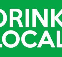 Missouri Drink Local MO Green Sticker