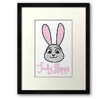 Judy Hopps Framed Print