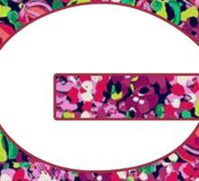 UGA - Lilly Pulitzer Sticker