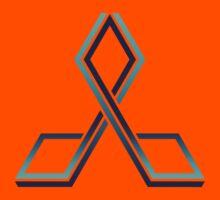 triunghi #1 Kids Tee