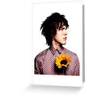 Andrew VanWyngarden Flower Greeting Card
