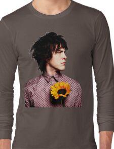 Andrew VanWyngarden Flower Long Sleeve T-Shirt