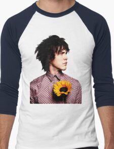 Andrew VanWyngarden Flower Men's Baseball ¾ T-Shirt