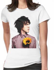 Andrew VanWyngarden Flower Womens Fitted T-Shirt