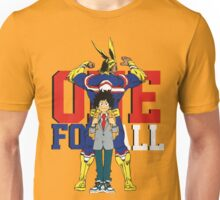 My Hero Academia Unisex T-Shirt