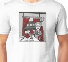 Agatha ChrisTea Unisex T-Shirt