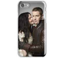 Snow and Charming Poster - Once Upon a Time iPhone Case/Skin