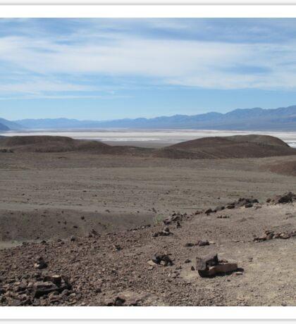 Death Valley, USA Sticker