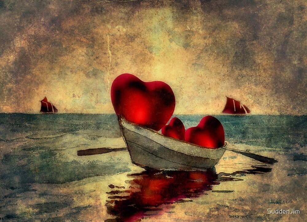 Hearts At Sea by SuddenJim