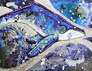 Deep Blue by Lynnette Shelley