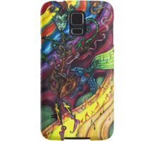 The Music Makers Samsung Galaxy Case/Skin