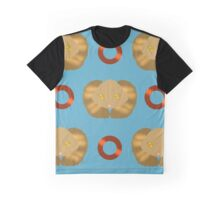 Fortunate Bunny! Graphic T-Shirt