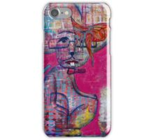 The Artist as a Mouse iPhone Case/Skin