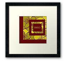 Espresso Yourself Framed Print